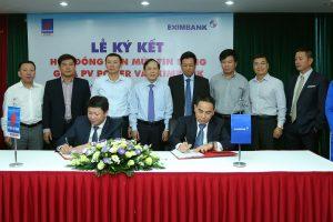 PV Power ký kết hợp đồng hạn mức tín dụng với Eximbank