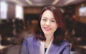 Chân dung tân nữ Tổng giám đốc FLC Hương Trần Kiều Dung