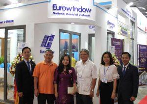 Eurowindow khai phá thị trường Myanmar