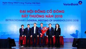 VietinBank tổ chức Đại hội đồng cổ đông bất thường năm 2018