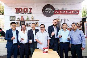 Công ty Nestlé Việt Nam: Xây dựng chuỗi sản xuất cà phê bền vững