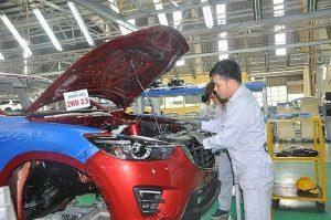 Công ty Cổ phần ôtô Trường Hải: Đầu tư mạnh cho khoa học và công nghệ
