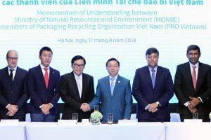 PRO Việt Nam cùng Bộ TN&MT chia sẻ trách nhiệm giải quyết vấn đề rác thải nhựa trong ngành bao bì