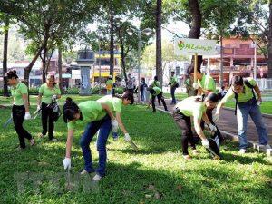 Hà Nội: Lan tỏa thông điệp vì môi trường