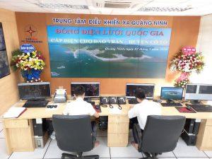 Đảo tiền tiêu xa nhất của tỉnh Quảng Ninh – Đảo Trần đã có điện lưới quốc gia