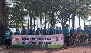 """Ngày hội """"Cộng đồng chung tay bảo vệ trái đất xanh"""": Biến đổi khí hậu là cuộc chơi toàn cầu"""