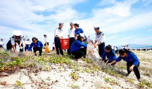 Hưởng ứng Chiến dịch Làm cho thế giới sạch hơn năm 2020: Cùng hành động bảo vệ môi trường