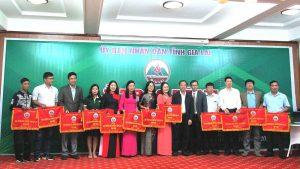 Trao Giải thưởng Môi trường tỉnh Gia Lai lần thứ 2 năm 2020