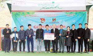 """Lào Cai: Ra quân tình nguyện """"vì một Việt Nam xanh – Thêm cây xanh thêm sự sống"""""""