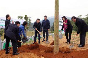 """Hoàn thành mốc """"Một triệu cây xanh cho Việt Nam"""""""
