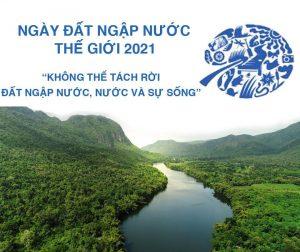 Bộ TN&MT hướng dẫn tổ chức hưởng ứng Ngày Đất ngập nước Thế giới năm 2021