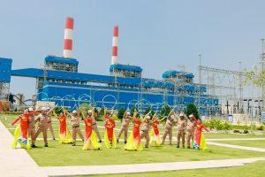 """Chăm lo đời sống tinh thần cho người lao động """" Nét đẹp văn hóa EVN"""" tại Nhà máy Nhiệt điện Vĩnh Tân 4"""