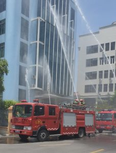 Công ty Điện lực Quảng Ninh đảm bảo an toàn phòng chống cháy nổ